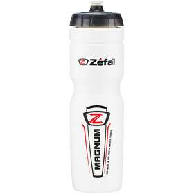 Zefal Magnum Drink Bottle 1000 ml white